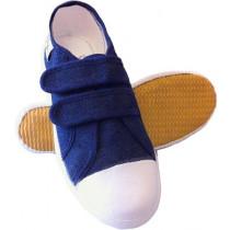 Tangara Lima gimnastyka buty - niebieskie dżinsy