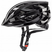 Uvex I-VO Cycling Helmet - Black